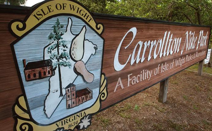Carrollton, VA Nike Park