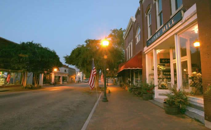 smithfield street view