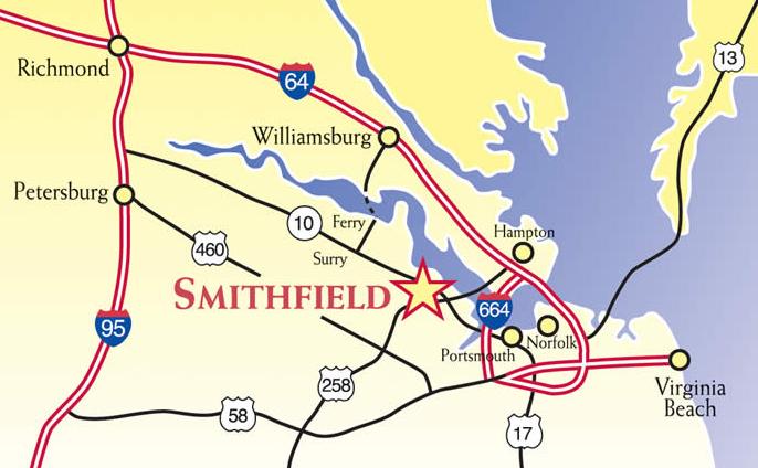 smithfield, va